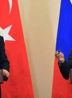 دیدار آتی پوتین و اردوغان درباره ادلب