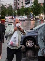 تداوم بارندگی در برخی نقاط کشور/ وزش باد شدید در نوار شرقی تا هفته آینده