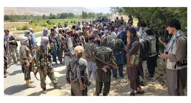 نقش و دخالت نیروهای بیرونی در تحولات افغانستان و پنجشیر