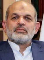 احمد وحیدی رئیس شورای امنیت کشور شد