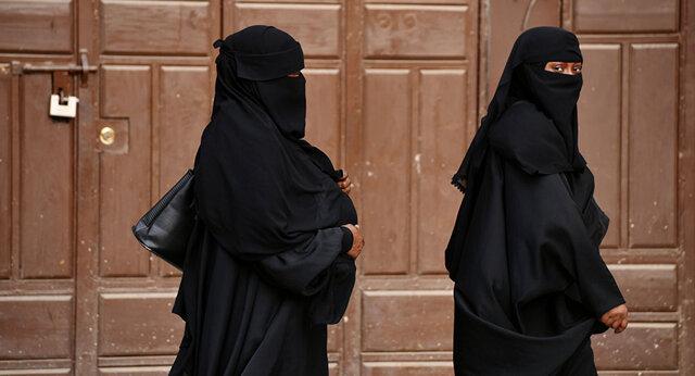 تجمع اعتراضی شماری از زنان در کابل مقابل وزارت سابق امور زنان