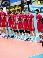 ایران ۳- کره جنوبی صفر/ بلندقامتان والیبال ایران بر روی نوار پیروزی