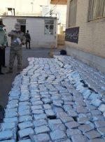 یک تُن مرفین توسط پلیس استان کرمان کشف شد