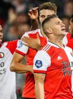 پاس گل جهانبخش در پیروزی فاینورد در لیگ هلند
