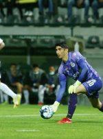 اولین حضور بیرانوند در فوتبال پرتغال
