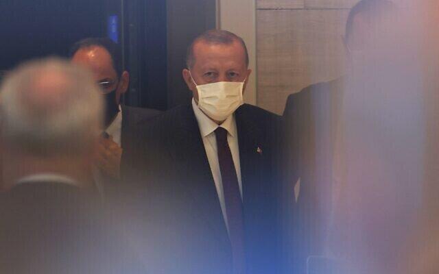 اردوغان: نظام سوریه تهدیدی برای ترکیه است/مسکو رویکردش را تغییر دهد