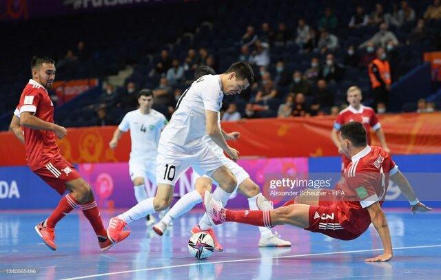 تکرار فینال جام جهانی و فوتسال قهرمانی اروپا در لیتوانی