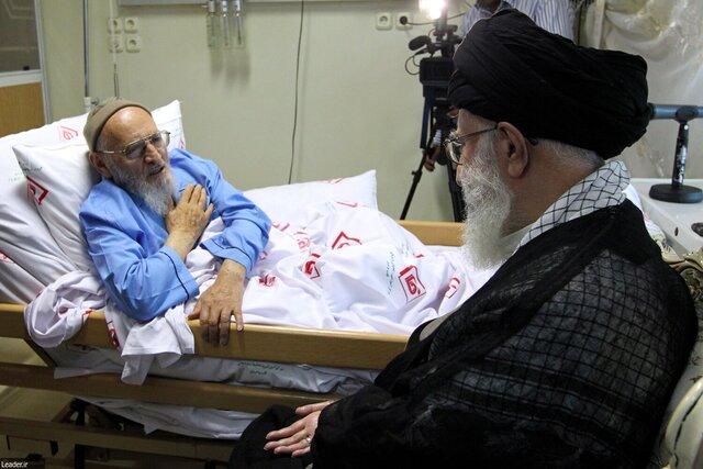 پیام تسلیت رهبر انقلاب در پی درگذشت آیتالله حسنزاده آملی