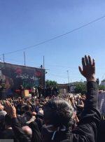 """مراسم تشییع پیکر علامه """"حسنزاده آملی"""" برگزار شد"""