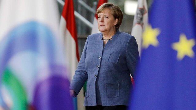 استایل مرکل در تار و پود دولت جدید آلمان
