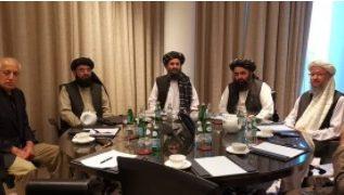 """هشدار طالبان به آمریکا و اروپا: تضعیف دولت افغانستان به نفع هیچ کس نیست/قطر: مذاکرات""""مثبت"""" بود"""