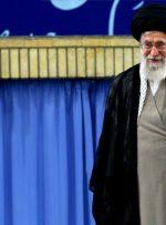 جمعی از مسئولان و مهمانان کنفرانس وحدت اسلامی با رهبر انقلاب دیدار میکنند