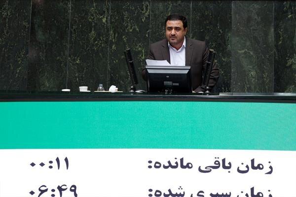علیزاده: دولت در مذاکرات برجامی عجله نکند