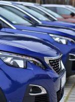 اعلام وضعیت ۲۲۴۹ خودرو به وزارت اقتصاد/ سرگردانی لوکسهای خاک خورده!