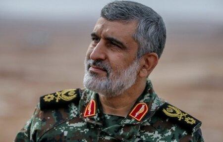 سردار حاجی زاده :سامانههای پدافندی ارتش و سپاه در سراسر کشور مستقر هستند