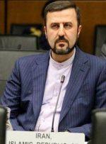 واکنش ایران به اظهارات گروسی درباره برنامه هستهای رژیم صهیونیستی
